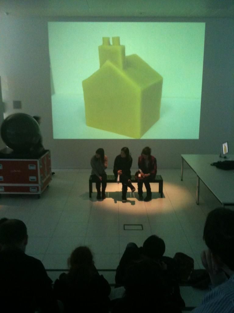 MFA Presentations, Inspace, Edinburgh