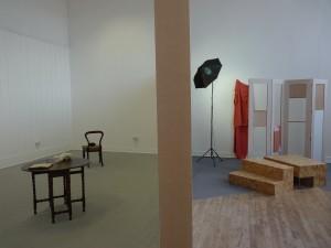 MFA Contemporary Art Practice Degree Show 2011 - Studio C6